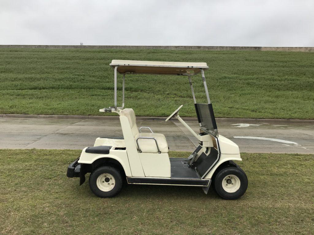 1990 YAMAHA G2 ELECTRIC GOLF CAR