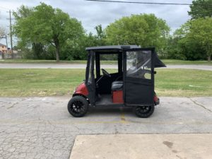 2018 EZGO RXV Elite 2.0 Lithium Ion battery